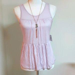 Pastel Lilac tank top! NWT